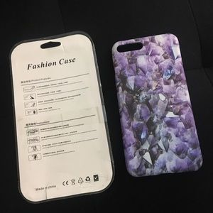 NWT iPhone 7 Plus fashion phone case